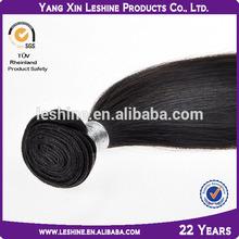 Natural Color Hair Good Feedback Pure China Raw Silk