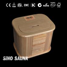 Far infrared mini foot sauna bag with CE/KTC/ETL/TUV/ISO9001:2008 Certificate