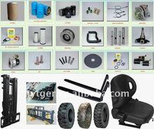 Hytger brand Forklift Spare Parts,forklift truck attachments