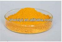 lemon chrome yellow pigment powder hot sale in 2015