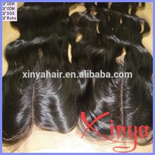 No Tangle No Shedding Wholesale lace front closure brazilian body wave
