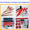 Indoor or Outdoor and Joint Heat Shrinkable XLPE/PILC Cable termination kit