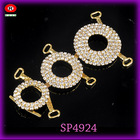 Korean Fashion Dresses Decorative For Summer Wholesale Jewelry Rhinestone Shoe Buckle