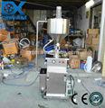 fabricante de porcelana de nuevo diseño de vaselina de calefacción y la mezcla de la máquina de llenado