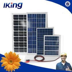 Best PV supplier 300watt sunpower solar panels for home system