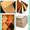 Plain/Melamine MDF board for furniture
