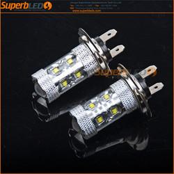2013 Newest car led lighting High Powere led fog light for honda city from china manufacturer