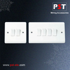 10amp 2 Gang and 4 Gang Home Light Switch
