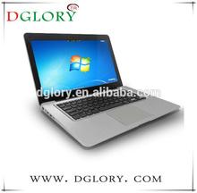"""DG-T14 14"""" super commercial notebook windows 7/windows 8 2G/32GB 1366*768pix laptop"""