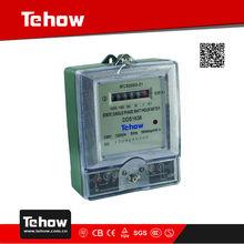 Digital Single Phase Smart Electric Meter