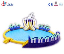 inflatable trampoline from china inflatable swimming pool