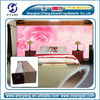 China high quality book print design wallpaper roll