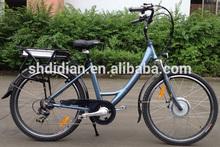 EU like low step or step through 250w electric bicycle/bike/e bike/pedelec, 36V, 15AH Lithium CE