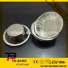 disposable aluminium food container