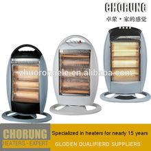 halogen heater factory chorung room indoor electric hot sale