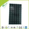 flat solar panel home use mono