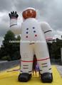 Gigante personalizado inflável homem aranha dos desenhos animados modelo inflável balão de hélio