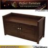 PFD399513 Hotel wooden luggage rack stool