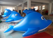 inflatable dolphin sea animal balloons /helium sea balloons