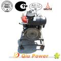 Isuzu turbo cargado de motor 4jb1t 34kw/1500rpm con motor diesel