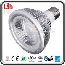 Dimmable 10W par30 led par light bulb with ETL approval
