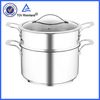 s/s 304 18/10 material stainless steel nylon cookware set