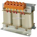 qzb serie de tres fases del transformador automático para el motor de partida 225kw 380v a 400v