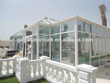 glass roof room