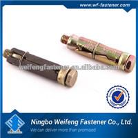 China wholesale hilti ancoraggio chimico, tutti i tipi di bulloni, ningbo weifeng elementi di fissaggio