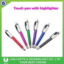 Customized Logo Promotional Highlighter Stylus Pen