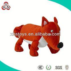 Custom Made Cute Soft Plush Big Big Wolf Toys