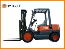 German quality, easy affordable 2000kg 2ton scrap forklifts