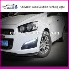 Led Daytime Running Light Led DRL For Chevrolet Aveo(2012) Waterproof Car Led Light