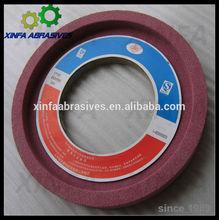 China Barrel type chromium corundum grinding wheel