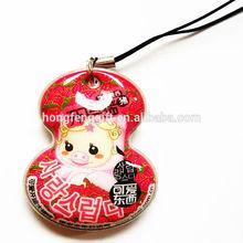 High Quality Japanese Mobile Straps,Japanese Name Pendants