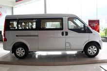 Popular 2-11 Seats Petrol Engine Mini Van with Classic Decoration