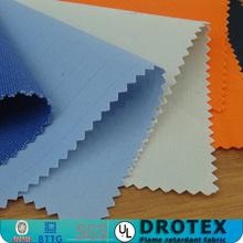 BTTG, SGS, BV certificate100% cotton uniform cloth material fabric / FR workwear fabric