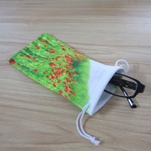 wholesale customized printing sunglasses bag