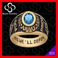 new cheap fashion beautiful master slave ring