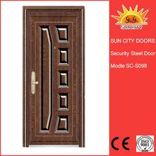 industrial security sectional steel doors SC-S098