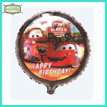 "2014 wholesale 18"" birthday foil hot air balloon price"