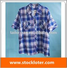 2014 hot selling mens fancy casual shirt stock, shirt in stock 1405101