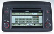 Autoradio Multimedia For Fiat Panda Car DVD Player With GPS Navigation good quality