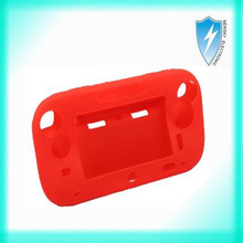 Silicone Soft Cover Protective Case for Nintendo WiiU