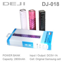 top selling led lamps 2600mah lipstick charger for ipad 2