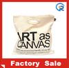 2014 Ali hot sale customized promotion wholesale canvas cloth bag