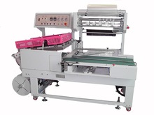 auto manual tray sealer in wrap machine