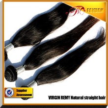 Grade aaaa virgin Malaysian straight virgin hair products can be imported from china