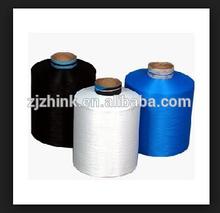 Super-fine polyester drawn textured yarns (50d/72f sim)