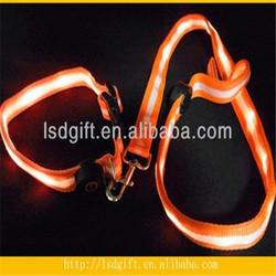 custom lighter leash manufacturer led dog leash